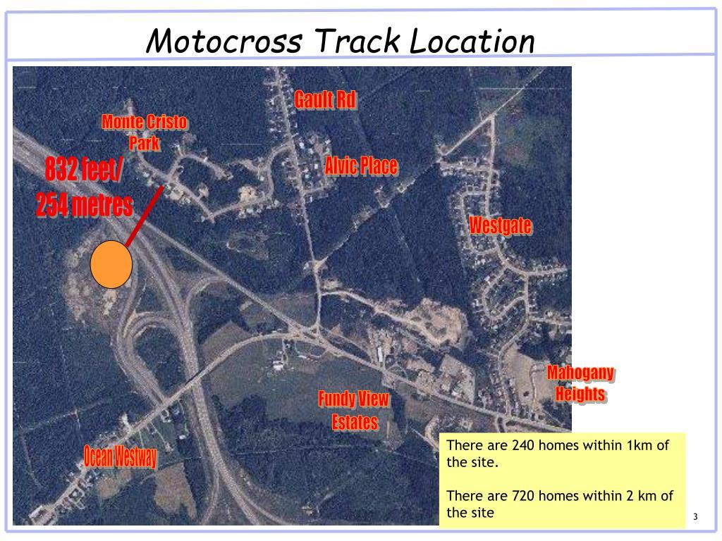 Motocross Track Location