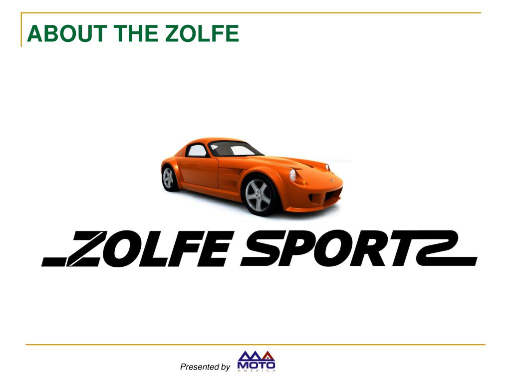 ABOUT THE ZOLFE