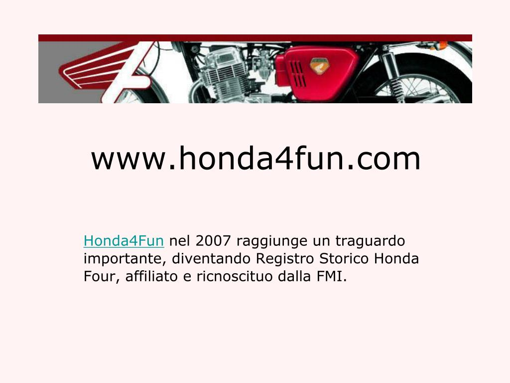 www.honda4fun.com