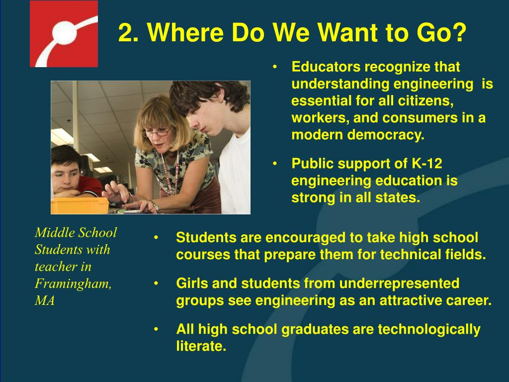 Educators recognize that understanding engineering  is essential for all citizens, workers, and consumers in a modern democracy.
