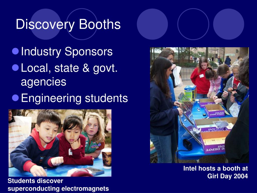 Discovery Booths