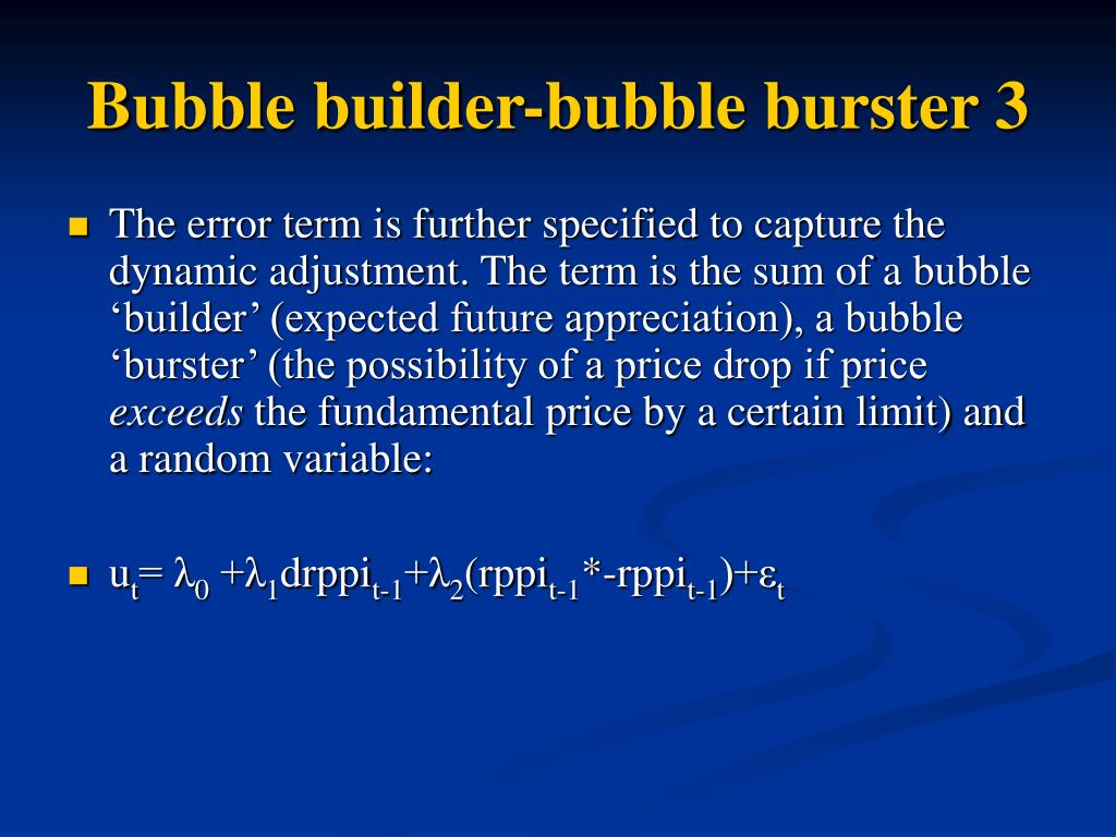 Bubble builder-bubble burster 3
