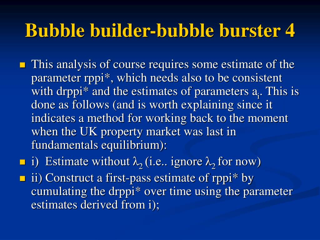 Bubble builder-bubble burster 4