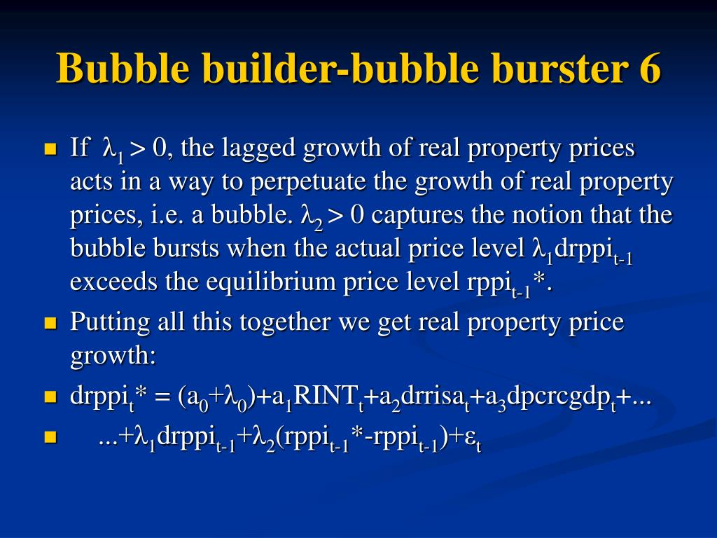 Bubble builder-bubble burster 6