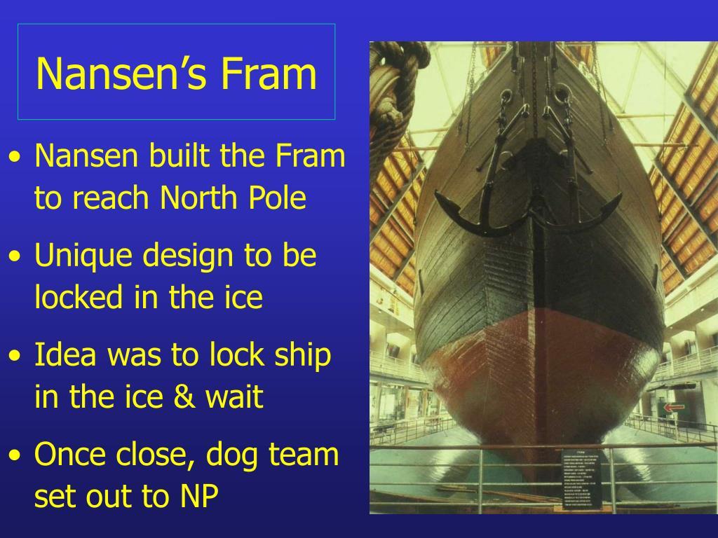 Nansen's Fram