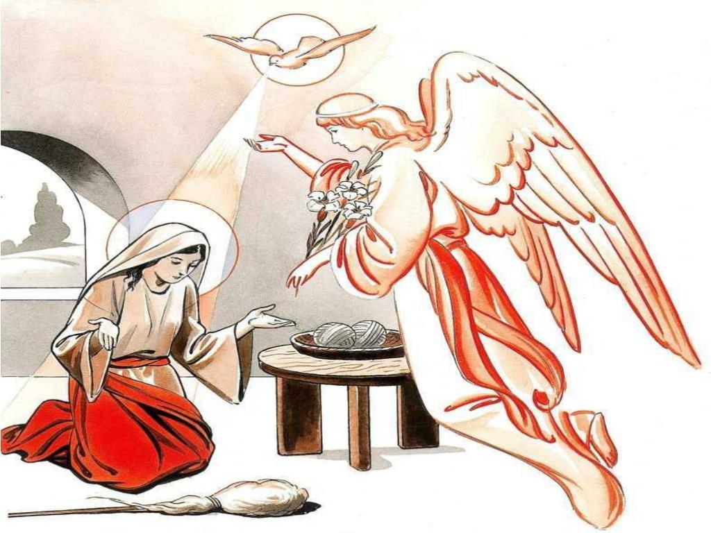 """A alegria de Maria não nasce por se tornar a futura mãe de Jesus, mas porque o """""""