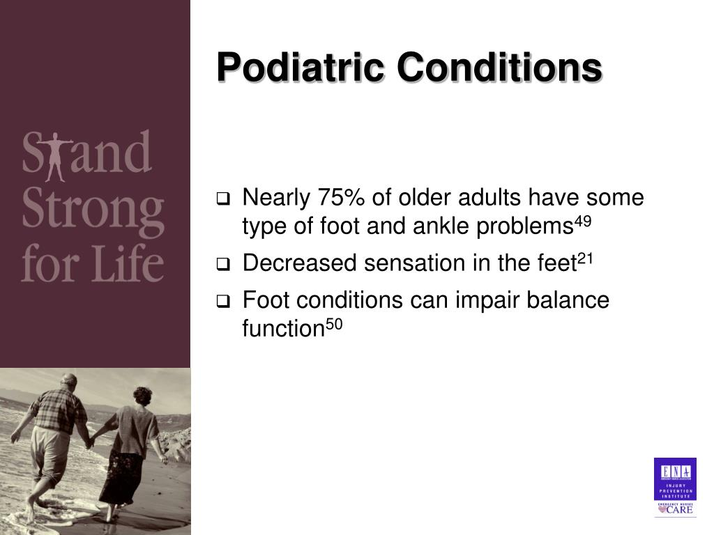 Podiatric Conditions