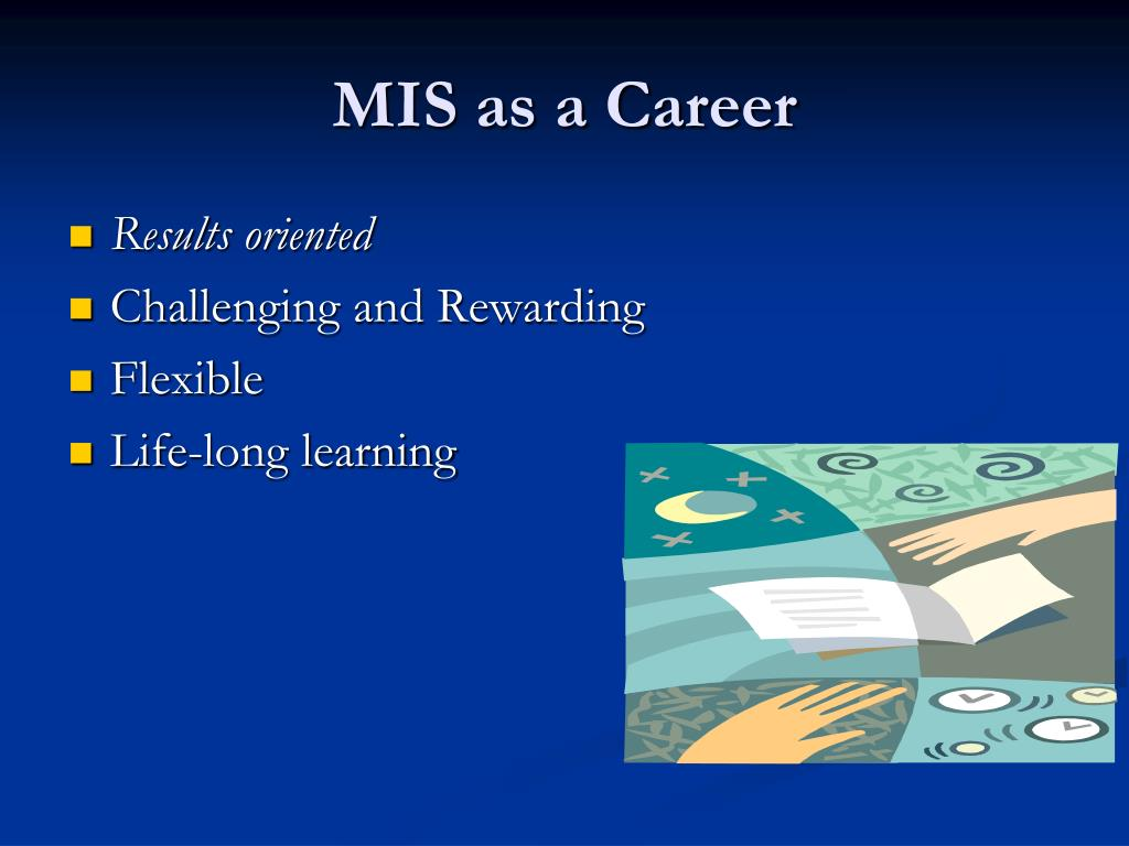 MIS as a Career