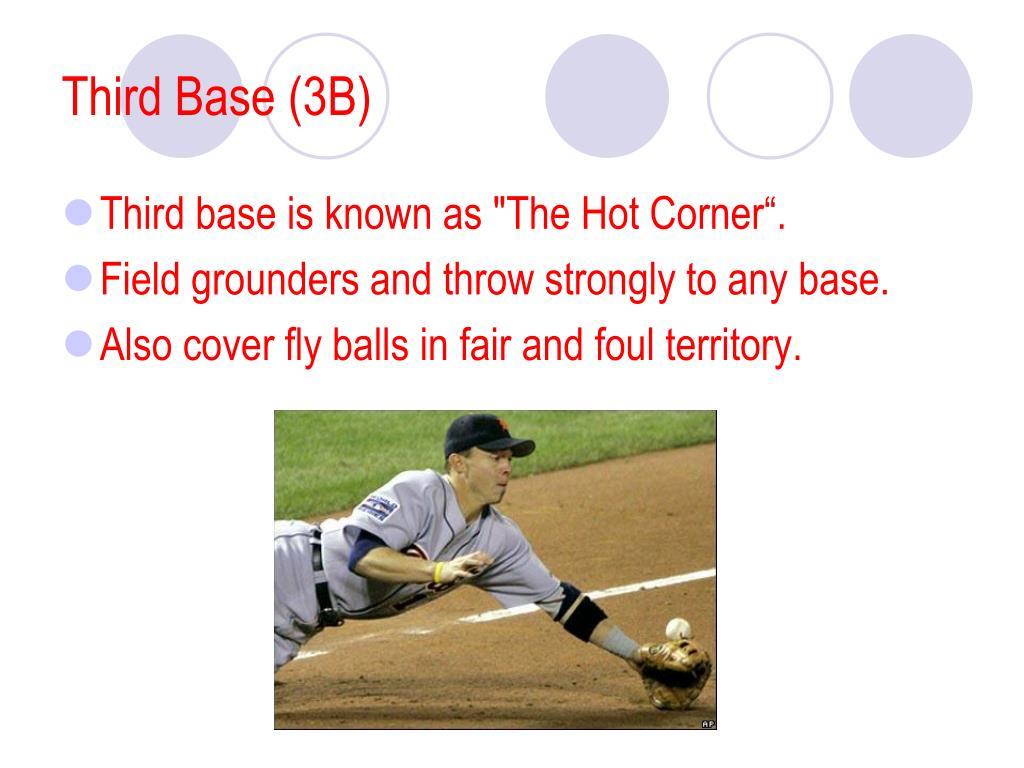Third Base (3B)