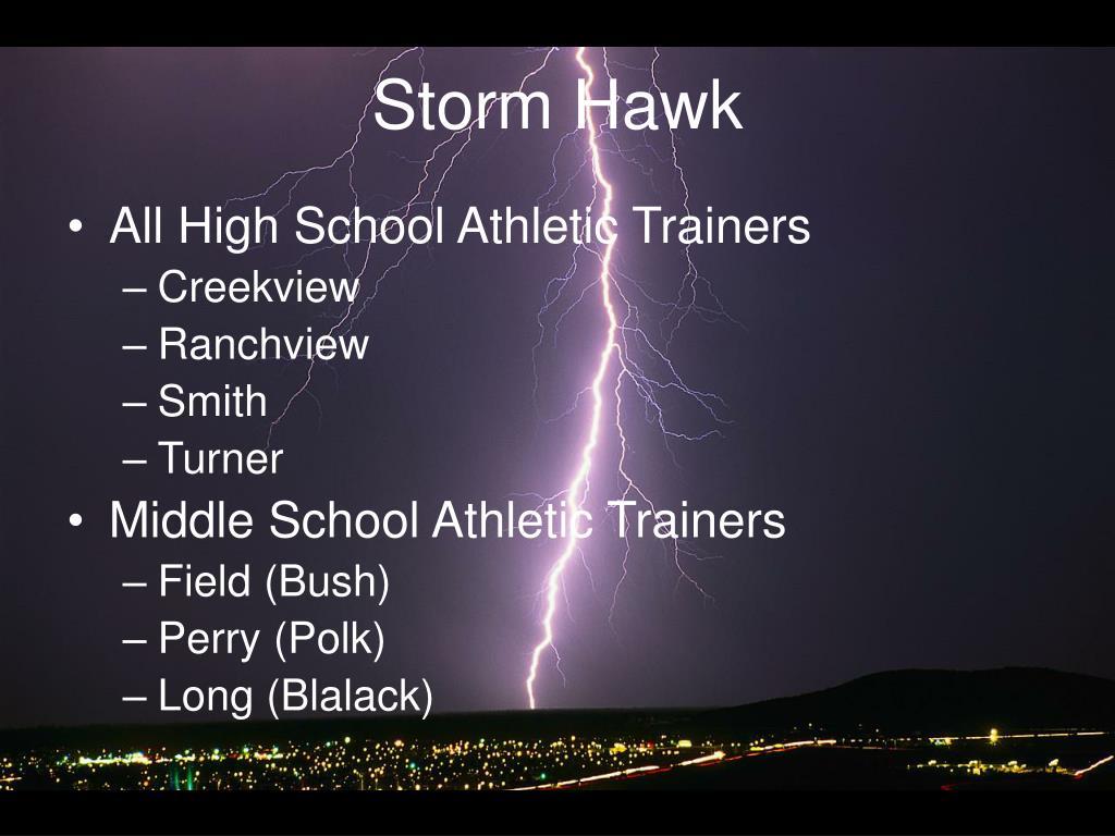 Storm Hawk