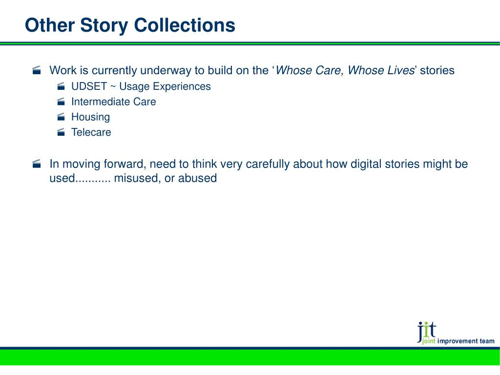 Other Story Collections