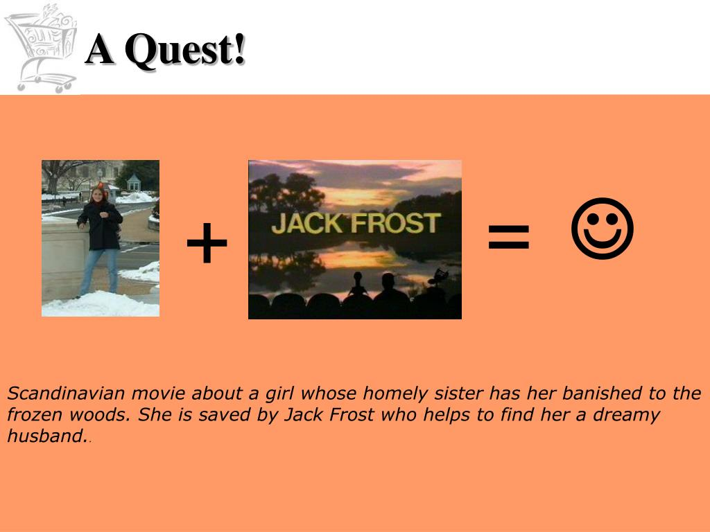 A Quest!