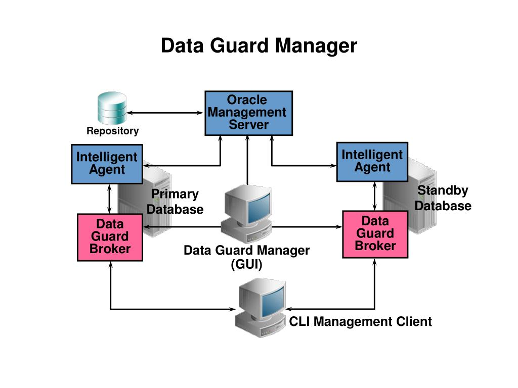 Data Guard Manager