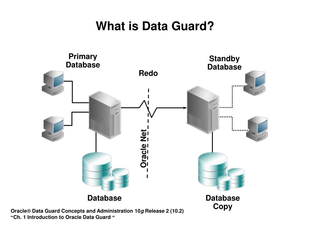 What is Data Guard?