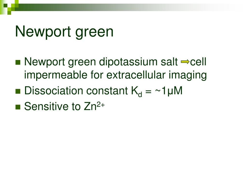 Newport green