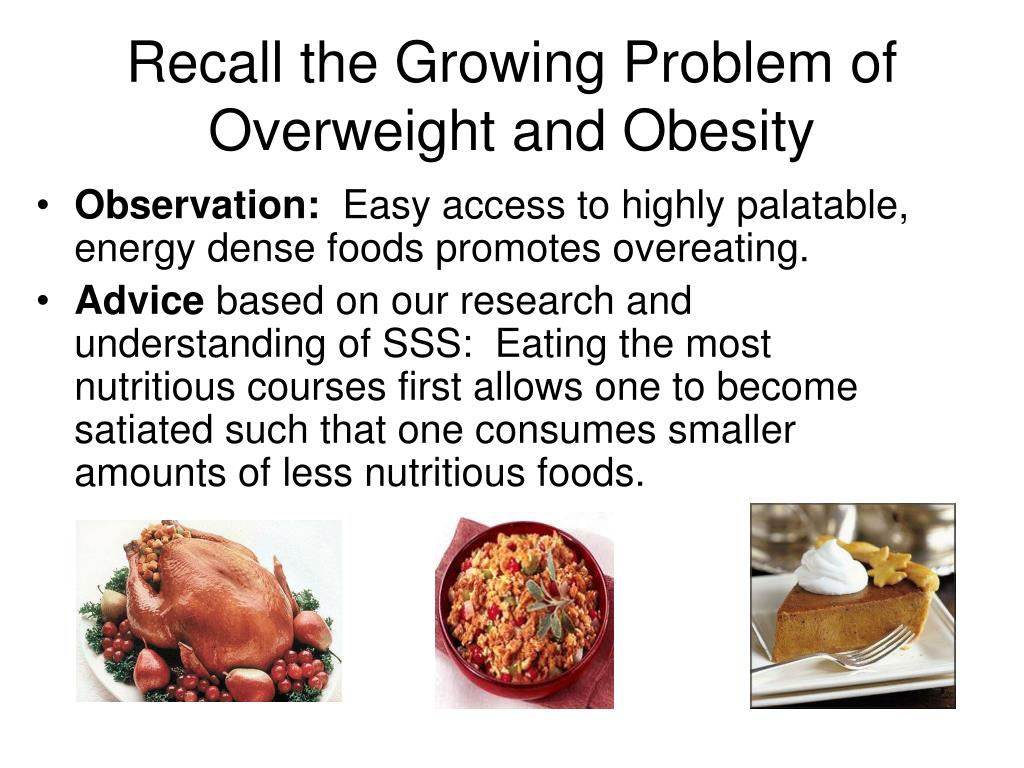 Why Obesity Is a Health Problem
