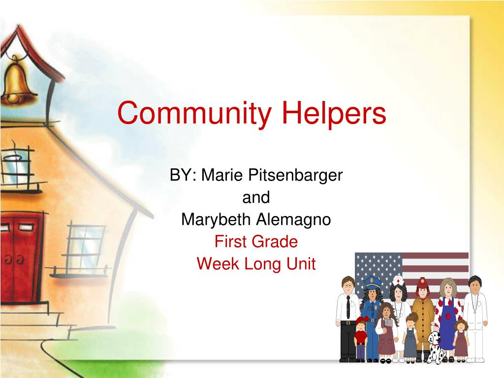 community helpers powerpoint presentations Tippytoe crafts: community helpers--good for labor day find this pin and more on esy activities by erin8218 to end our community helper week, we learned about emts.
