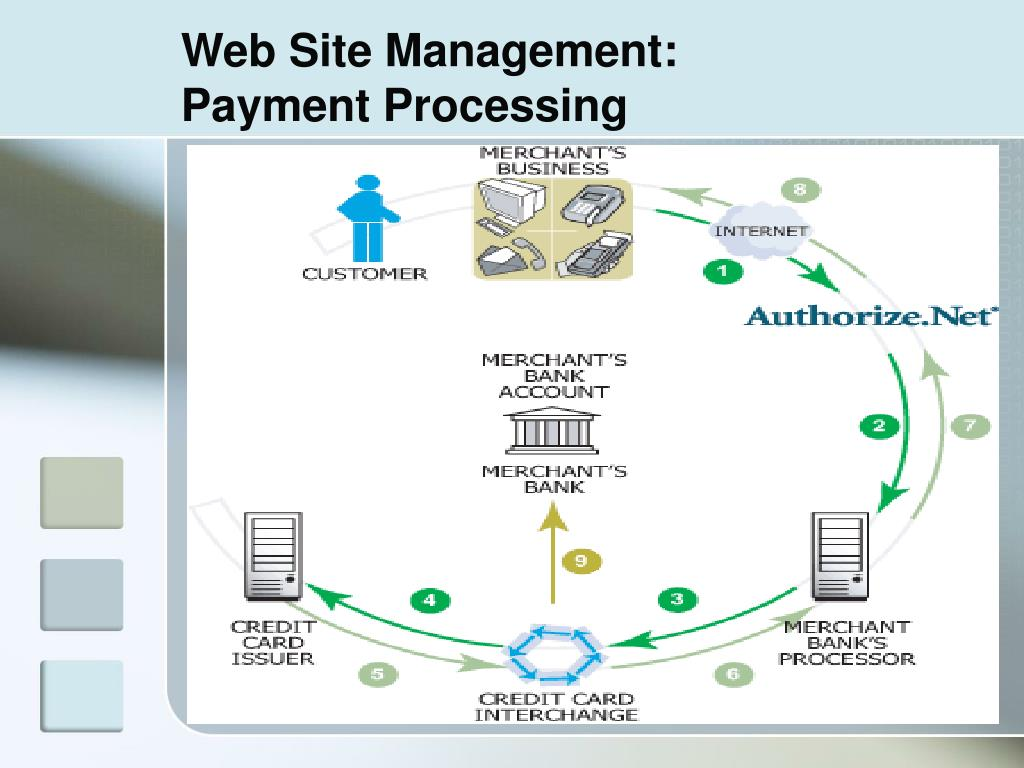Web Site Management:
