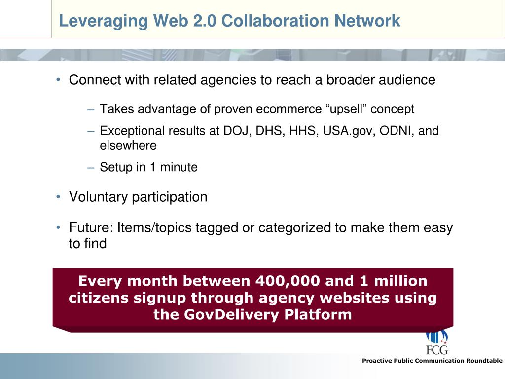 Leveraging Web 2.0 Collaboration Network