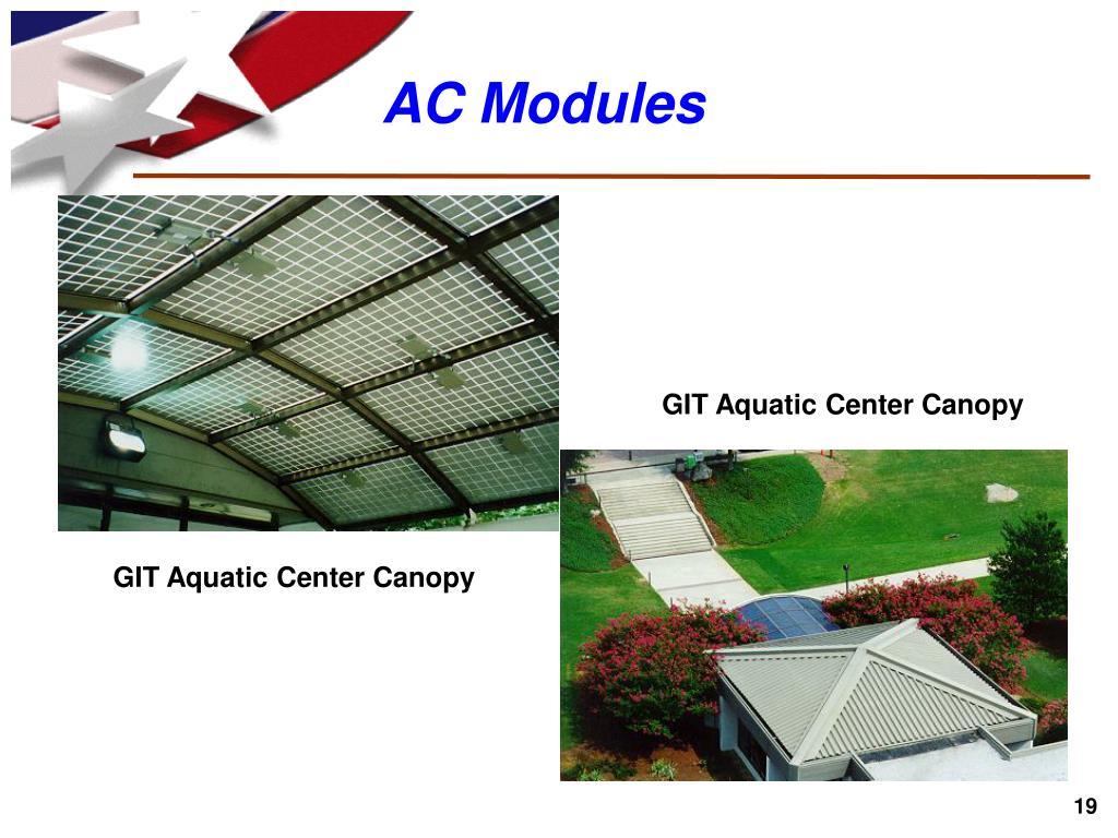 AC Modules