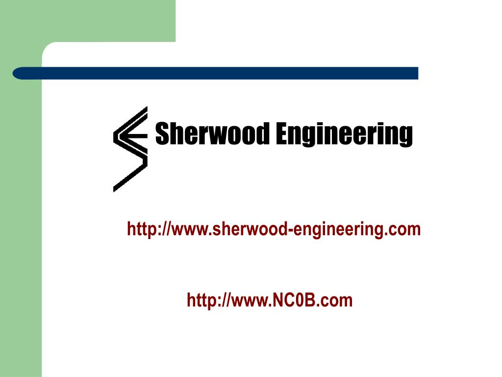 Sherwood Engineering