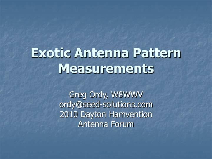 Exotic antenna pattern measurements l.jpg