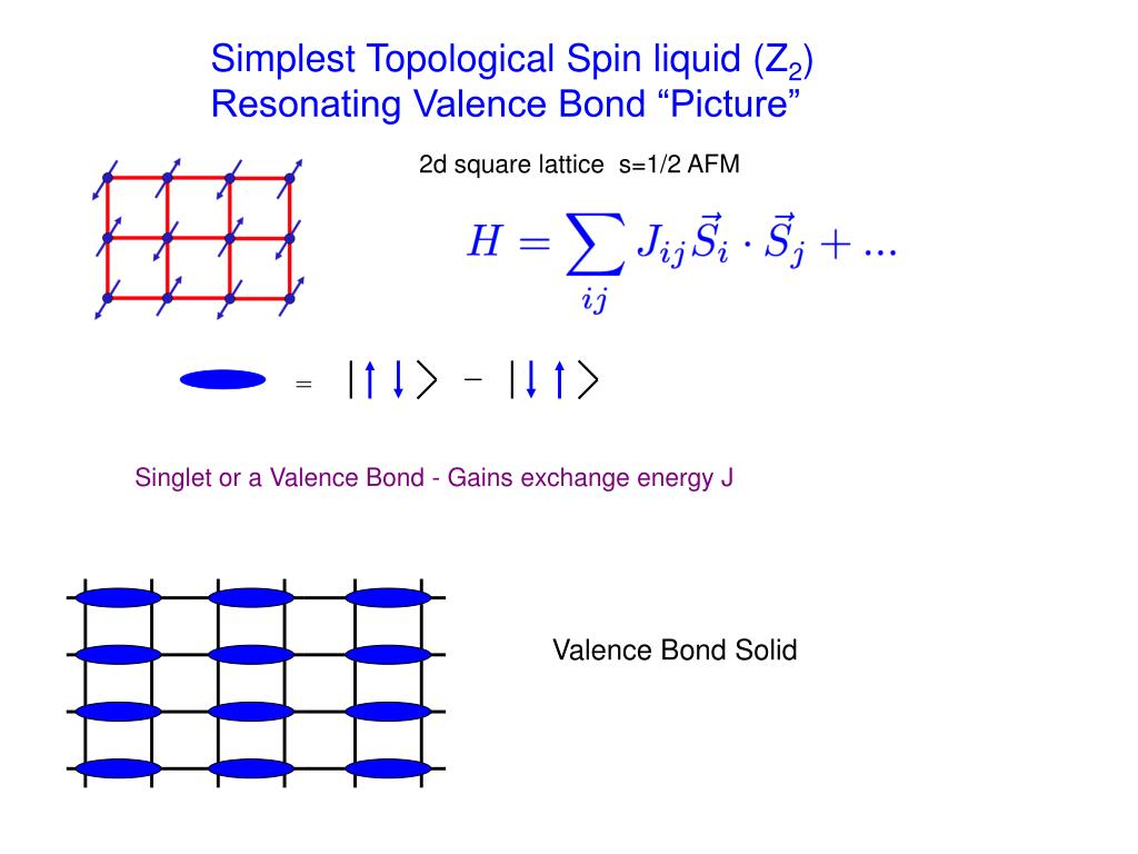 Simplest Topological Spin liquid (Z