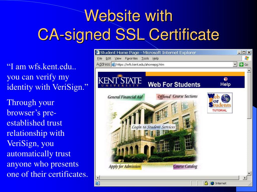 Website with