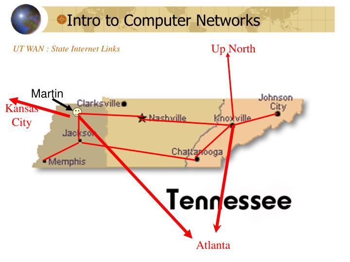 UT WAN : State Internet Links