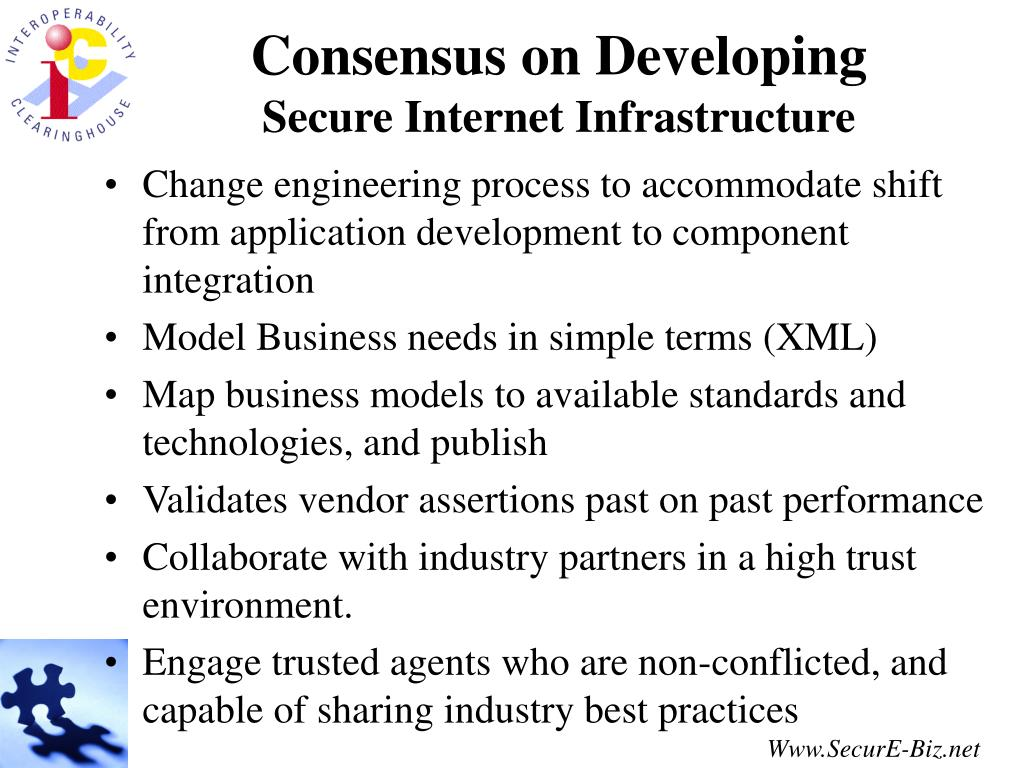 Consensus on Developing