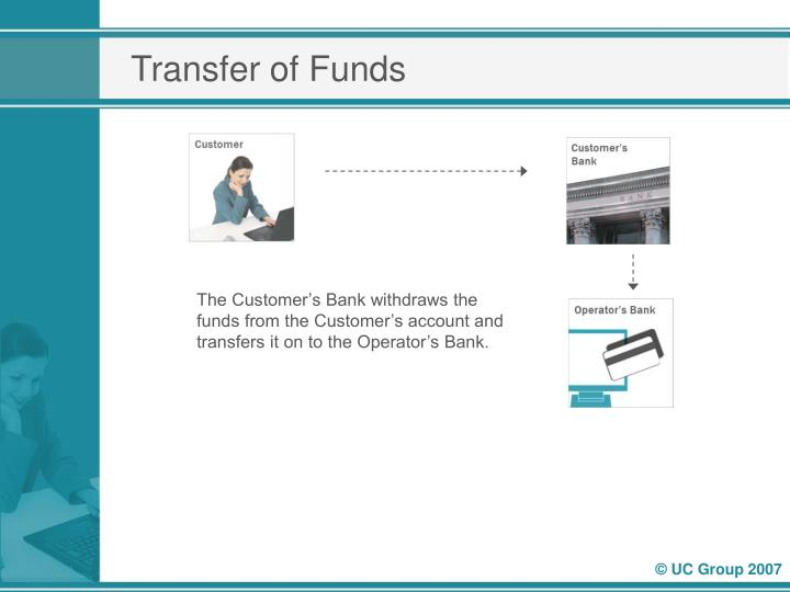 Transfer of Funds