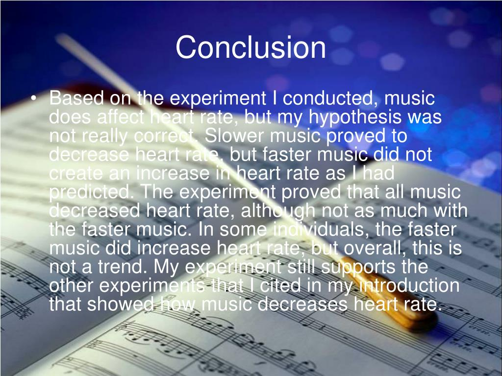 Music And Its Impact On Society - 2251 Words | Bartleby