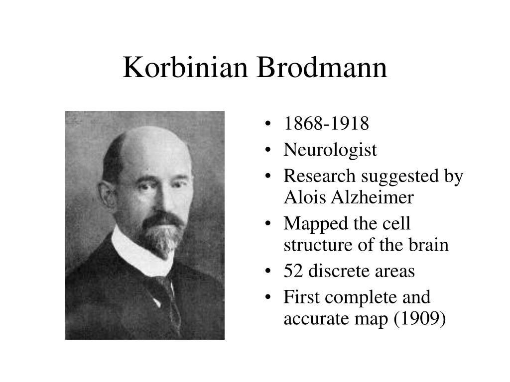 Korbinian Brodmann