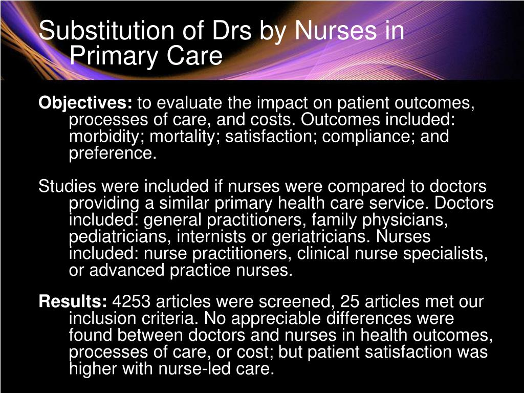 How Does the Hospital Environment Influence Outcomes & Patient Satisfaction