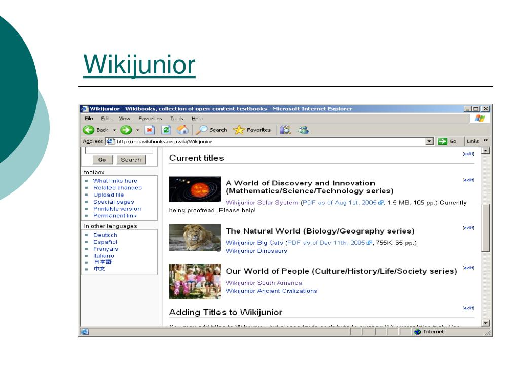 Wikijunior