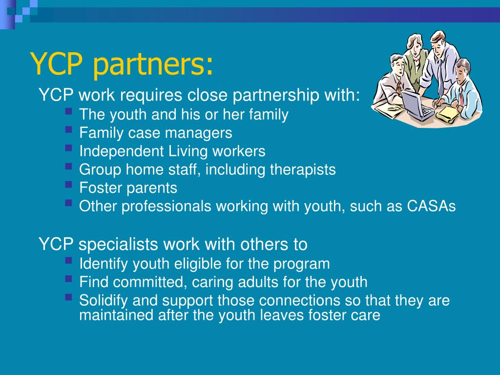 YCP partners: