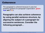 coherence5