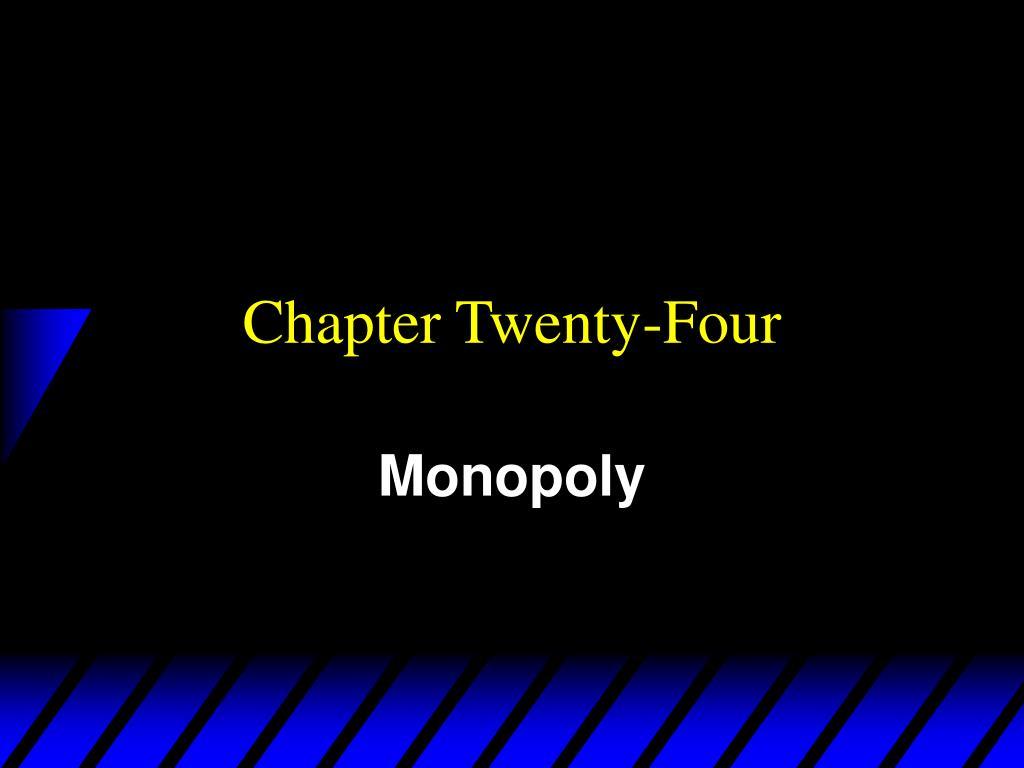 chapter twenty four