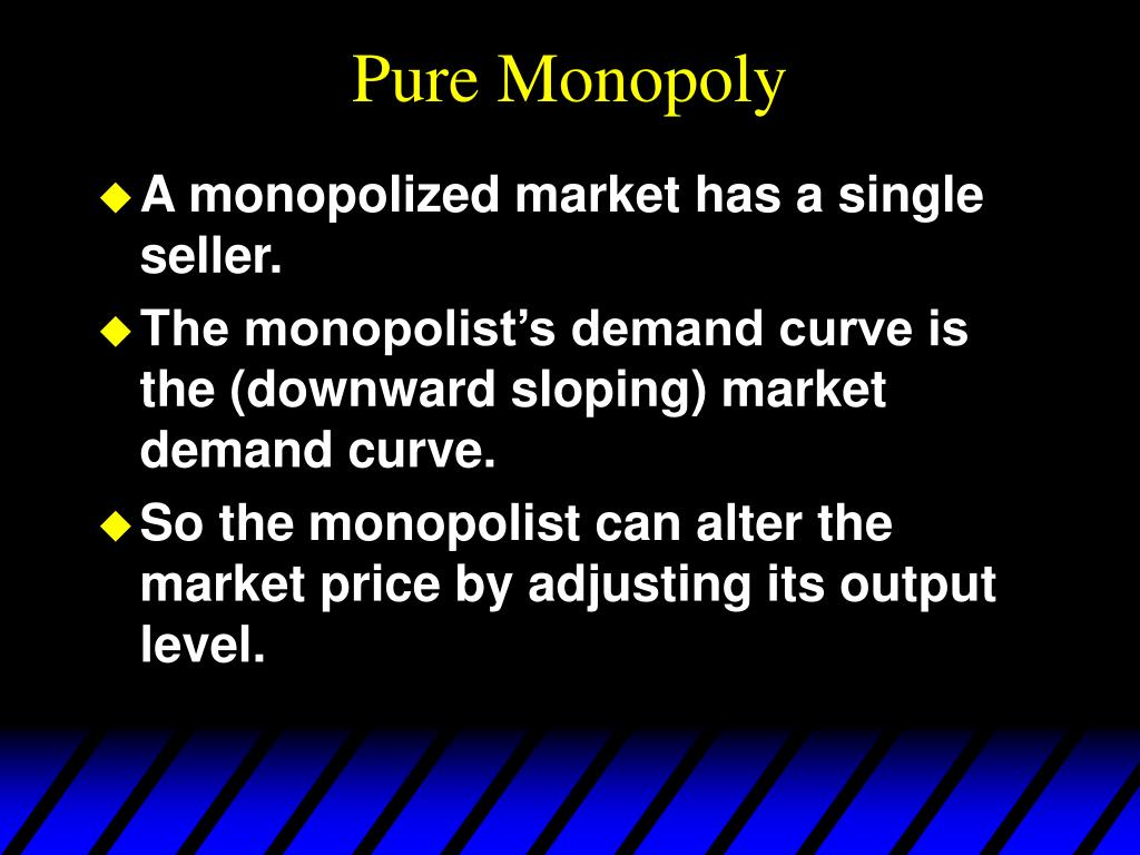 Pure Monopoly