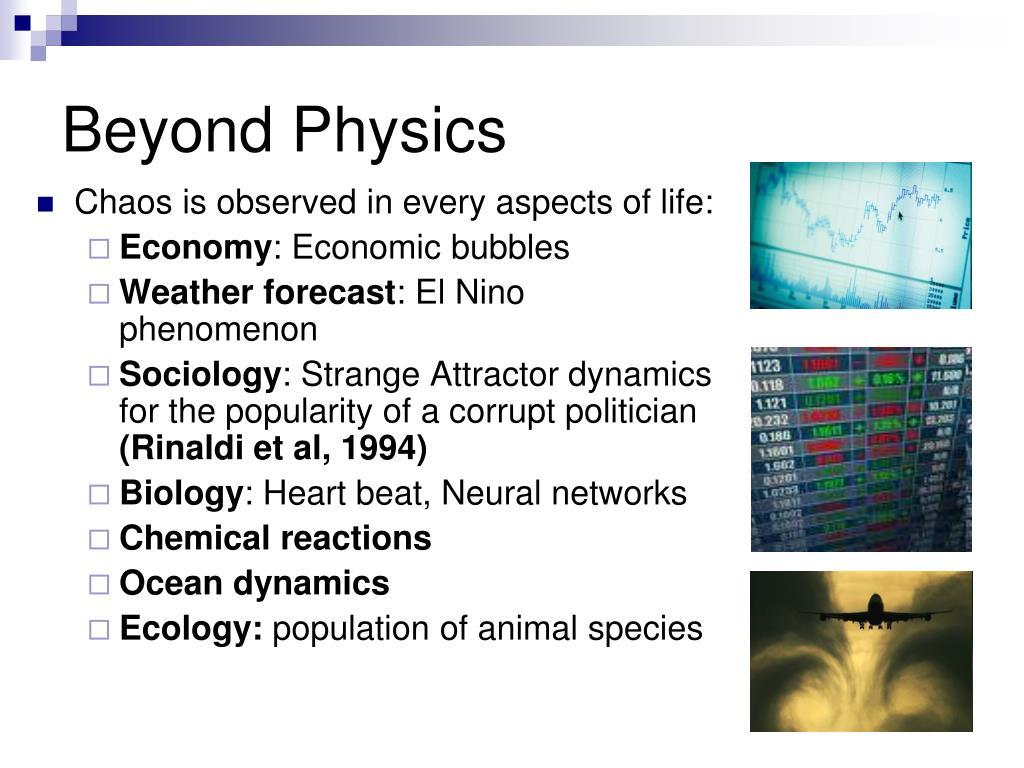 Beyond Physics
