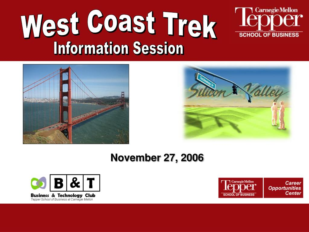 West Coast Trek