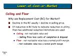 lower of cost or market5