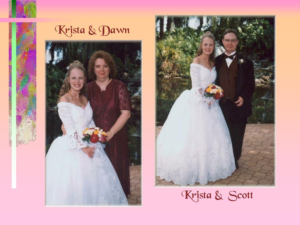 Krista & Dawn