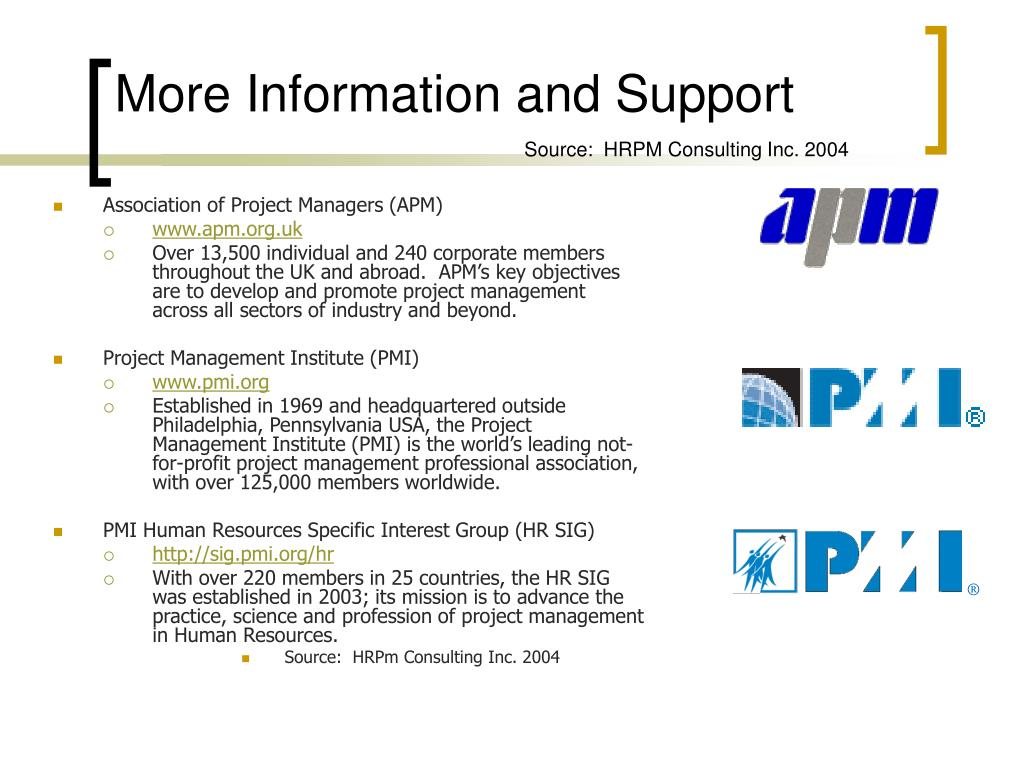 Association of Project Managers (APM)
