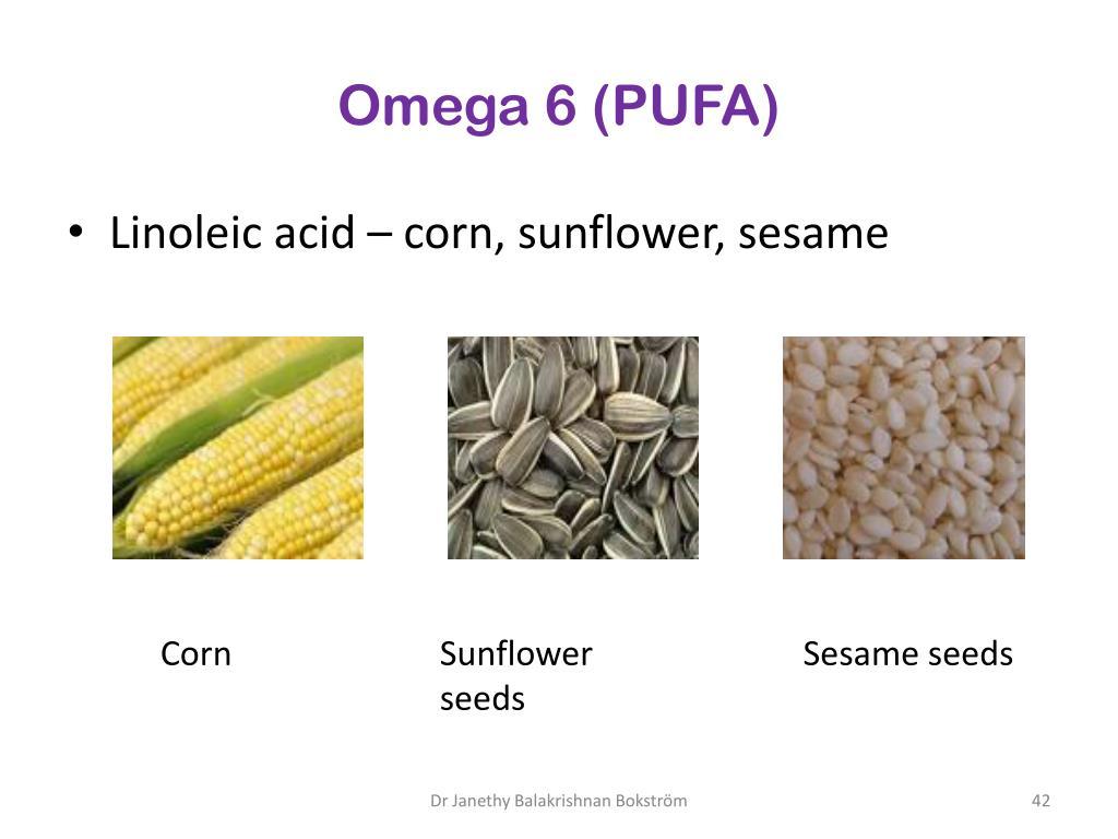 Omega 6 (PUFA)