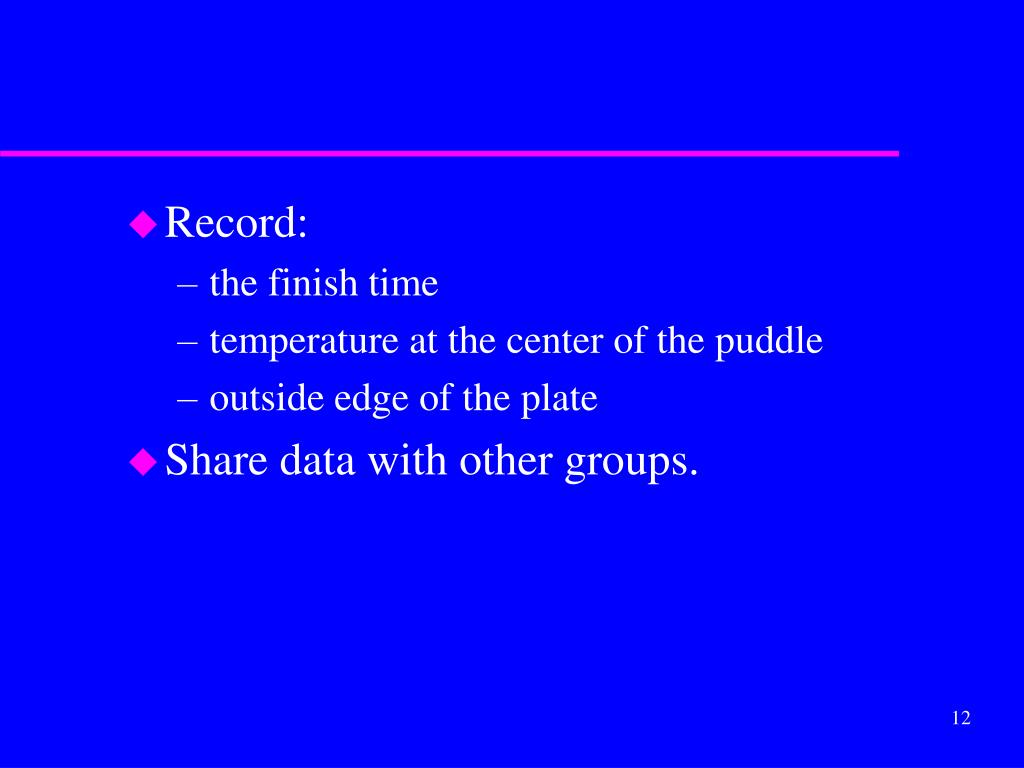 Record: