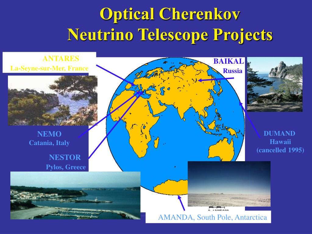 Optical Cherenkov