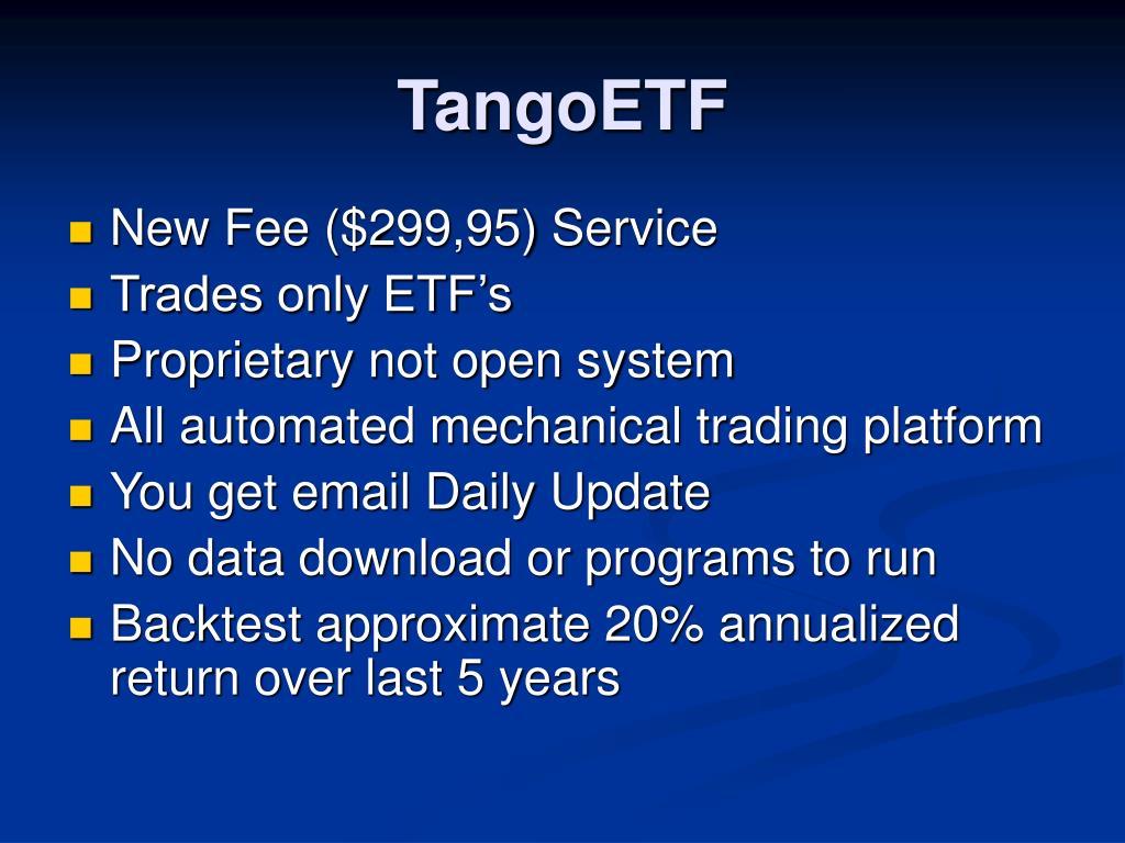 TangoETF