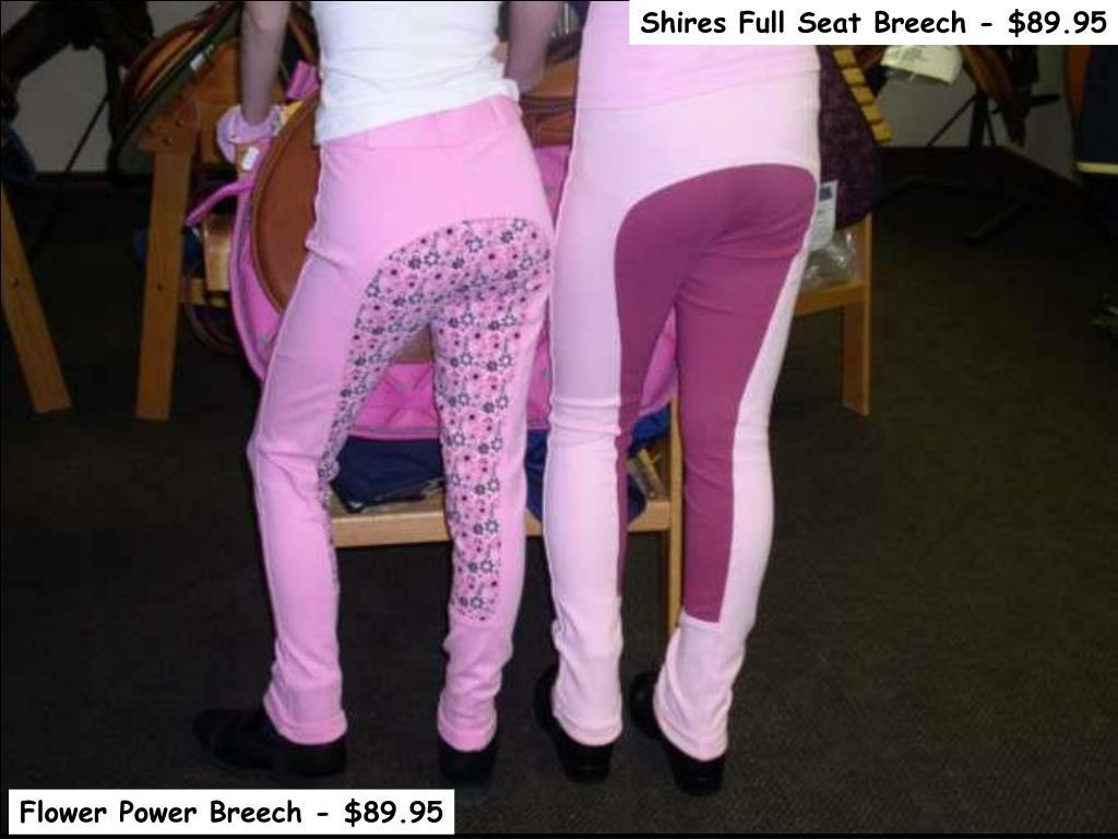 Shires Full Seat Breech - $89.95