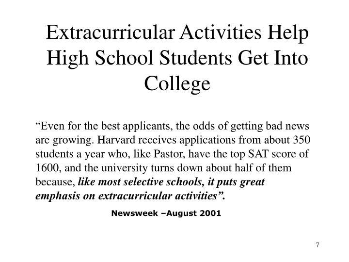 Extracurricular Activites